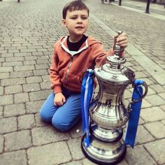 Daniel Landy @ FAcup World Of Sports, Fa Cup