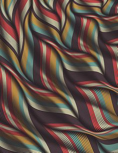 Novelty Waves 2Series of abstract works. The result of many late night experiments.