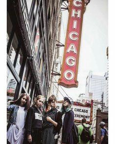 Scandal Scandal Japanese Band, Pop Rocks, Times Square, Broadway Shows, Chicago