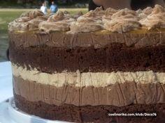 .....ili coko-oranz-plazma torta....nadam se da ce ti se dopasti Jeko....da jos mogu i da ti je isporucim za divan dan i pozelim ti SRECAN RODJENDAN!!! Torte Recepti, Kolaci I Torte, My Dessert, Dessert Recipes, Torta Recipe, Serbian Recipes, Serbian Food, Torte Cake, Special Recipes