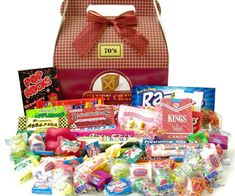 Retro Candy Gift Box - http://tiwib.co/retro-candy-gift-box/ #DrinksEdibles