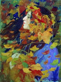 Ivan Goryushkin-Sorokopudov 1873-1954 - Russian painter