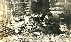 Berlin, Spartakusaufstand, 1919