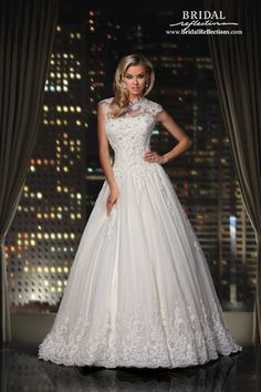 Simone Carvalli Bridal Gown and Wedding Dress Collection | New York