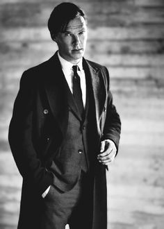 Benedict Cumberbatch // Esquire Nov 2013