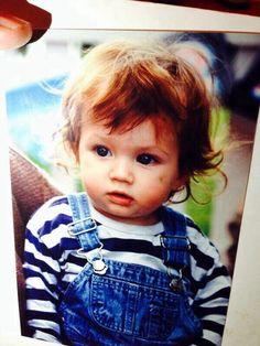 Baby Troye!!!!!!! So cute!!!!