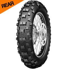 Michelin Comp 3 F.I.M Enduro Tyre - Rear
