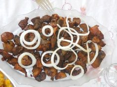 I love Griot, and Haitian food, so it would be perfect for my Birthday! melangeofcultures.wordpress.com