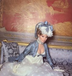 Barbra Streisand in 'On A Clear Day You Can See Forever' (1970).