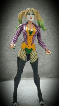 Harley Quinn as Dr. J