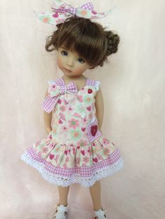 Pink Sundress for Emily | by dolls031946
