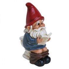 Funny Garden Gnomes | ... of Funny Garden Gnomes - Perfect for Home Decor or in your Garden