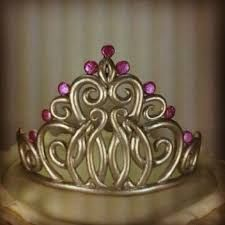 Image result for tiara template for fondant