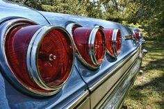 '65 Impala taillights.