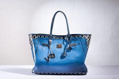V°73 City bag small light blue F/W 2013/2014. #fashion #bag
