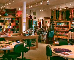 Tricoter yarn shop ...just visited in Seattle, so fabulous