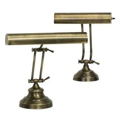 House of Troy AP14-41 Piano Lamp from the Advent Collection (Oil rubbed bronze)