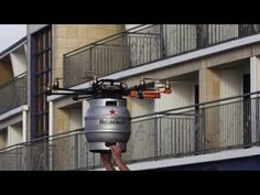 The making of 'BEERCOPTER'
