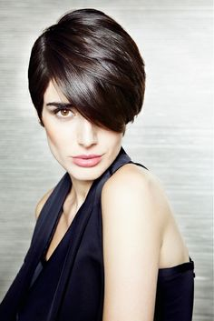Trendy Hairstyles for 2014   Trendy Short Cropped Hairstyle Ideas 2013-2014 For Women   New ...