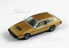 Lotus Elite in Gold! Diecast model in 1/43 scale by Spark! £42.99