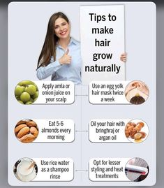 Tried and Tested Hair Growth Tips on How to Grow Hair Faster in 2021