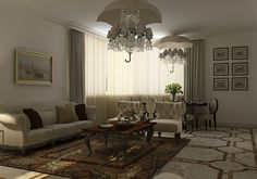 "Private Apartment, Housing Estate ""Admiral"", Moscow on Behance"