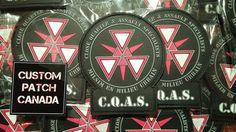custom patch pvc canada