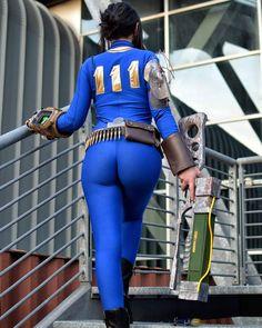 #Fallout4 #Bethesda #Cosplay #GiadaRobin
