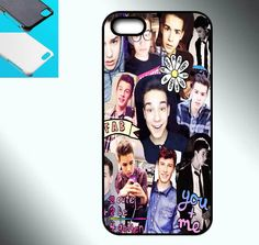 Jacob Whitesides Case for iPhone 4/4s 5 5s 5c 6 6 plus iPod 5th  #iPhone #Samsung #HTC #iPod #case #cover #skin #magcon #fob # nike #harry #potter #fob #5sos #custom #gift #1D #logo #quote #band