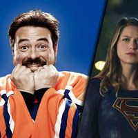 Kevin Smith Attended Supergirl Star's Melissa Benoist's Wedding Cried Over Vows Comic News, Melissa Benoist, Google News, Supergirl, Vows, Wedding, Valentines Day Weddings, Weddings, Marriage