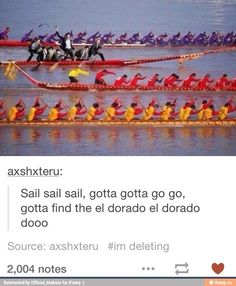 Exo-M fighting to find the El Dorado first. Omg I can't. xD
