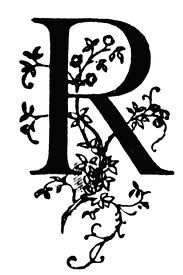 R for Rita and Rex