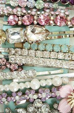 Pastel VIntage Jewelry