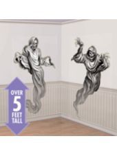 Ghost Scene Setters-Party City  #partycity and #halloween