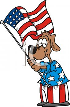 memorial day cartoon art