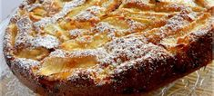"dessert recipes 623115298424601995 - Gâteau ""invisible"" aux Pommes Source by poussartmichle Greek Sweets, Greek Desserts, Greek Recipes, Sweets Recipes, Apple Recipes, Cake Recipes, Cooking Recipes, Greek Cake, Sweet Corner"