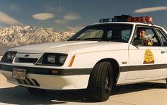 Utah State Police - 1896 Ford Mustang