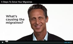 5 Steps To Solve Your Migraines