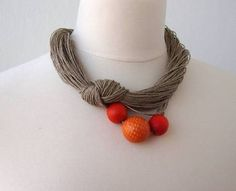 Resultado de imagen para ceramic necklace