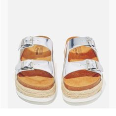 Jeffrey Campbell Birkenstock Sandal