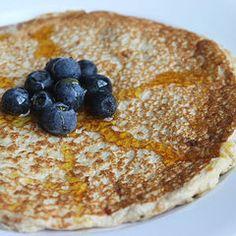 Fuel Up: Single-Serve Protein Pancake