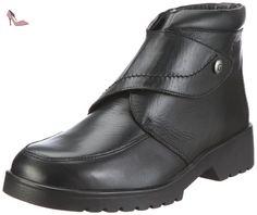 Ganter Ellen Weite G 2-205511-01000, Bottes femme - Noir - V.6, 41 1/3 EU - Chaussures ganter (*Partner-Link)