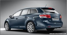 Toyota Avensis Picture…