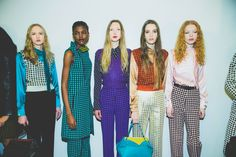 Bottega Veneta Fall 2015 RTW Backstage – Vogue