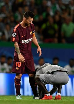 Messi #Worshiped