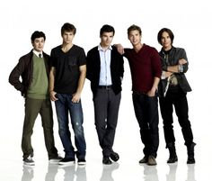 Pretty Little Liars- The Guys  Lucas-Used to like- Now Don't Like, Toby- Used to Love- Now HATE, Ezra- LOVE, Jason- Can't decide, Caleb- Love :)
