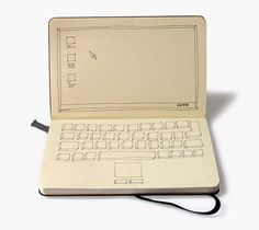 A notebook is a notebook is a notebook.