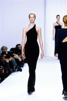 Calvin Klein Collection Fall 1996 Ready-to-Wear Fashion Show - Christina Kruse