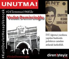 #VedatDemircioğlu