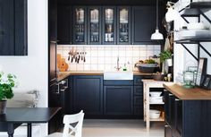 In-store Range Kitchen METOD 2015